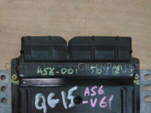 Компьютер ДВС на Nissan Wingroad Y11 QG15 DE A56-V61
