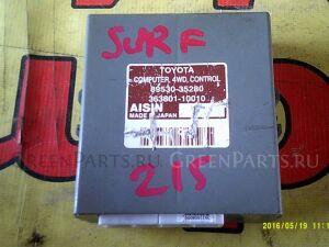 Блок управления на Toyota Hilux Surf RZN215 89530-35280