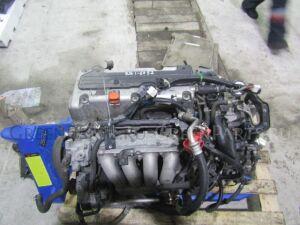 Компрессор кондиционера на Honda Odyssey RB1 K24A 3206752