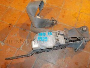 Ремень безопасности на Nissan Pulsar FN15