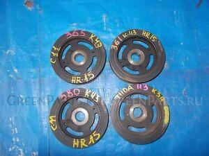 Шкив на Nissan Tiida C11 HR15 361