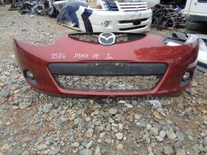 Бампер на Mazda Demio DE