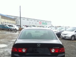 Подкрылок на Honda Accord CL9