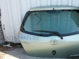 Дверь задняя на Toyota Vitz KCP90 67005-52720