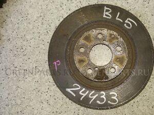 Тормозной диск на Subaru Legacy BP5
