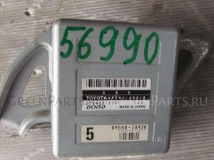 Электронный блок на Toyota Celica ST205