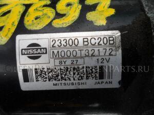 Стартер на Nissan Cube Z12 HR15DE