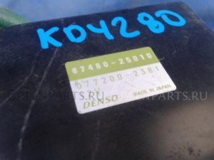 Реле на Toyota Dyna KDY280 2KDFTV 8748025010