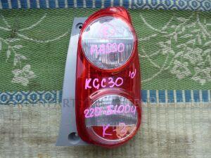 Стоп на Toyota Passo KGC30 22051004
