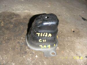 Жесткость бампера на Nissan Tiida C11