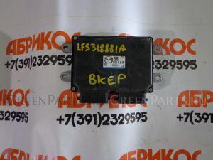 Блок управления двигателем на Mazda Axela BKEP LF-DE 7487