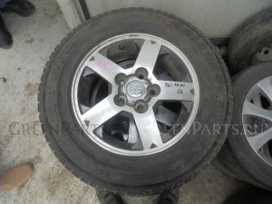 Диск литой на Mitsubishi Pajero Mini H58A R15
