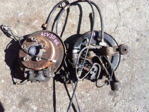Тормозной диск на Toyota Camry ACV30 2AZ-FE