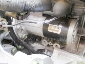 Стартер на Nissan Teana J32 QR25DE