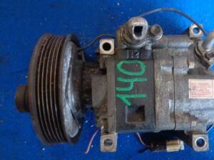 Компрессор кондиционера на Mazda Axela BK5P ZY 140