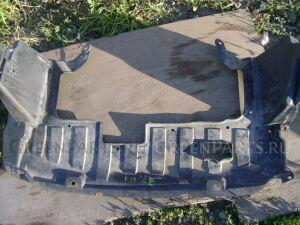 Защита двигателя на Honda Fit GD
