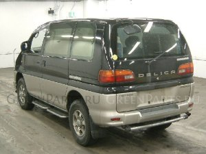 Подножка на Mitsubishi Delica PE8W 4M40/EFI