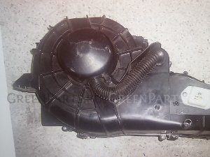 Мотор печки на Subaru Impreza GG