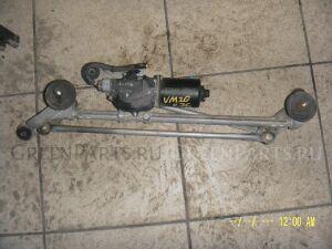 Механизм дворников на Nissan NV200 VM20