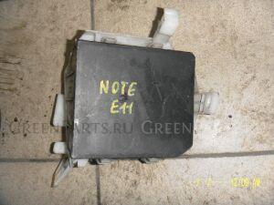 Блок предохранителей на Nissan Note E11