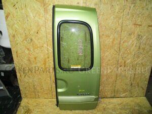 Дверь багажника на Renault Kangoo KC