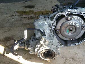 Кпп автоматическая на Nissan QG18DE 245558A