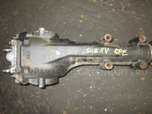 Редуктор на Subaru XV GPE FB20