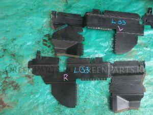 Защита на Nissan Teana L33 QR25DE