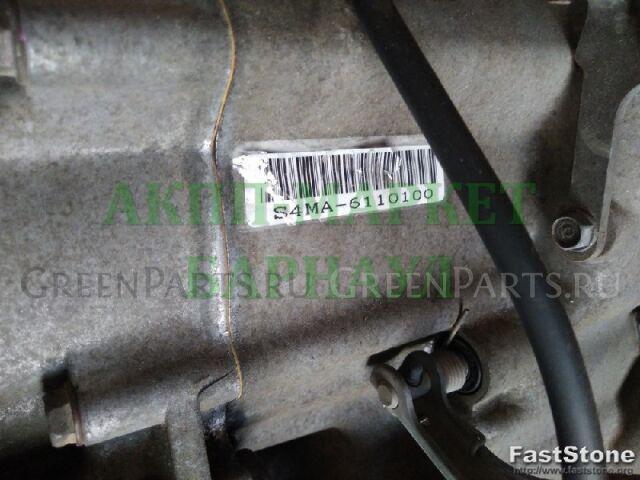 Кпп автоматическая на Honda Domani MB4 D16A S4MA