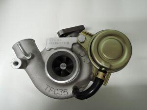 Турбина на Mitsubishi Pajero V26WG 4M40 49135-03110, 49377-03033, ME201635