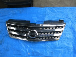 Решетка радиатора на Nissan Serena CC25 2-MODEL
