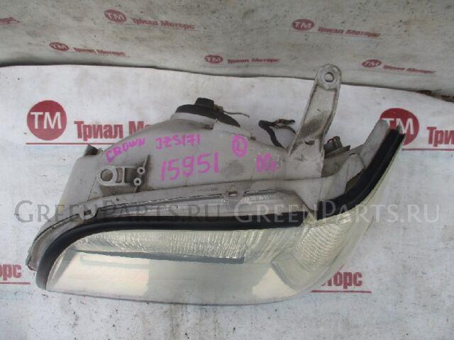 Фара на Toyota Crown JZS175 100-76941