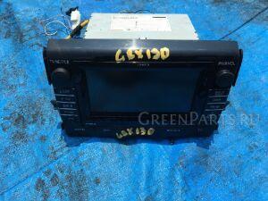 Монитор на Toyota Mark X GRX130 86100-22255