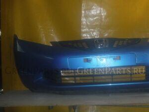 Бампер на Honda Fit GE7