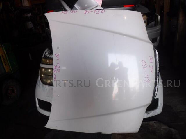 Капот на Toyota Mark II GX100 2mod