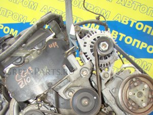 Двигатель на Nissan Cube Z10 CG13