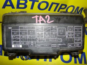 Блок предохранителей на Honda Avancier TA2 K24A