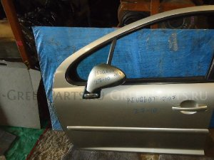 Дверь на Peugeot 207 WC