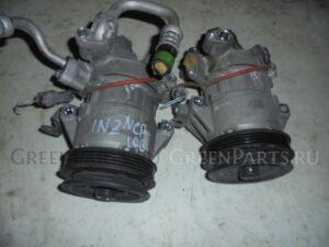 Компрессор кондиционера на Toyota Ractis NCP100 1NZ