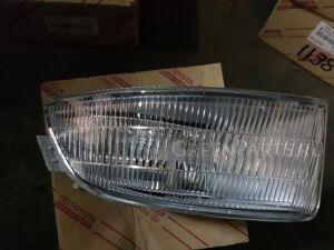 Туманка на Toyota Chaser GX100
