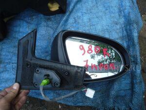 Зеркало на Toyota Aqua NHP10 1NZ-FXE 7k