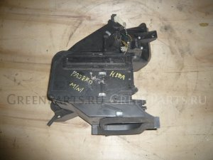 Печка на Mitsubishi Pajero Mini H58A 4A30