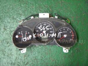 Спидометр на Subaru Forester SG5