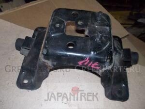 Крепление запаски на Mitsubishi Pajero IO H77W 4G94