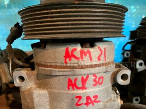 Насос кондиционера на Toyota Camry ACV30 2AZFE HFC134A