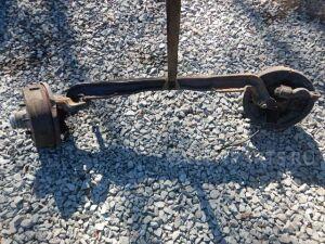 Балка со ступицами на Nissan Atlas W2H41 BD30 003009