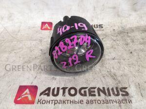 Туманка на Nissan Cube Z12 02B2704