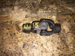 Рулевой карданчик на Toyota Vitz NCP15 2NZFE