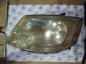 Фара на Toyota Alphard ANH10 58-2