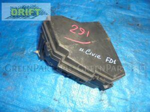 Блок предохранителей на Honda Civic FD1 R18A